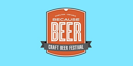 Because Beer Craft Beer Fest SATURDAY TICKET tickets