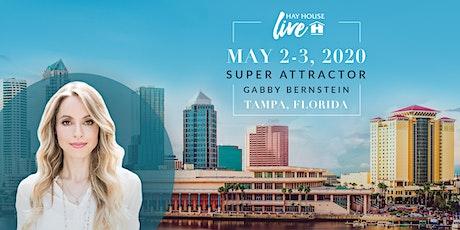 Hay House Live! featuring Super Attractor with Gabby Bernstein tickets