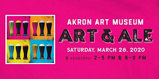 The 13th Annual Art & Ale