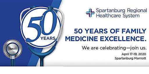 Spartanburg Regional Family Medicine Residency 50th Anniversary CME Update