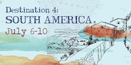 Around the World Summer Art Camp | Destination 4: July 6th - 10th tickets