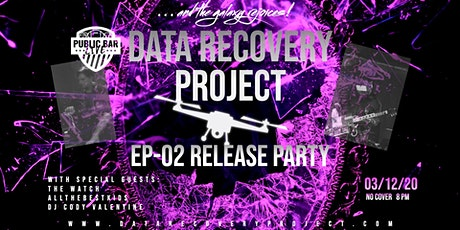 Data Recovery Project EP Release Party with Allthebestkids, The Watch tickets