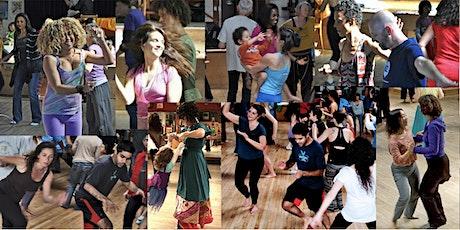 Soul Sanctuary Dance - Community Freestyle Dance Gathering tickets