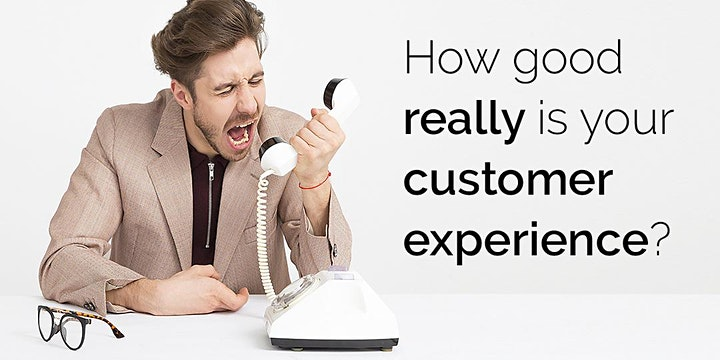 Customer Experience Strategy and Implementation Workshop image