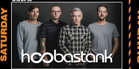 Harleyfest Day #1 - HOOBASTANK tickets