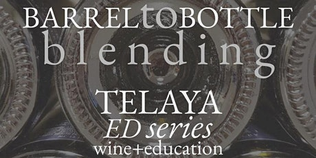 Telaya Ed - Blending tickets