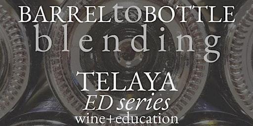 Telaya Ed - Blending