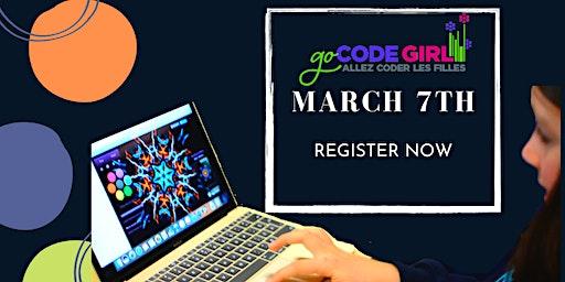 Go CODE Girl