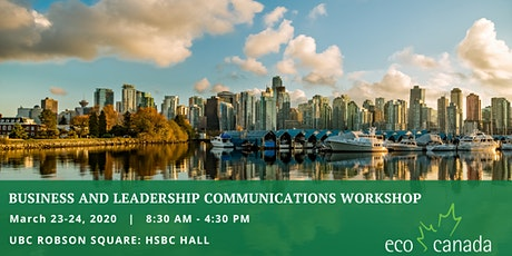 Business and Leadership Communications Workshop: Vancouver tickets