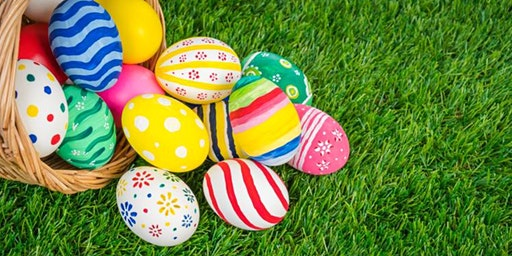 The Great Woolston Easter Egg Hunt 2020