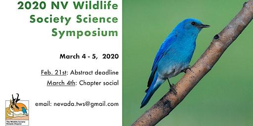 2020 NV TWS Science Symposium