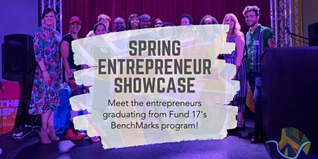 Spring Entrepreneur Showcase tickets