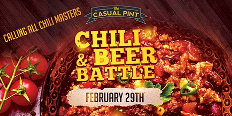 Rivergate Chili and Beer Battle tickets