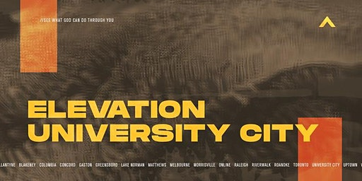 Elevation University City Coordinator Meeting