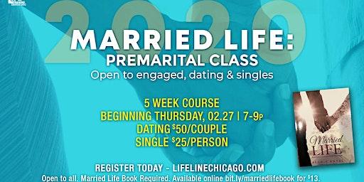 MARRIED LIFE - PREMARITAL CLASS