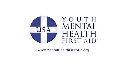 Youth Mental Health First Aid Training (Y-MHFA) tickets