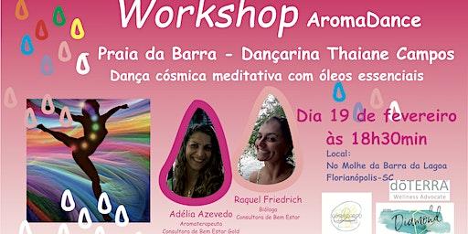 Workshop - AromaDance - Dança e Aromaterapia