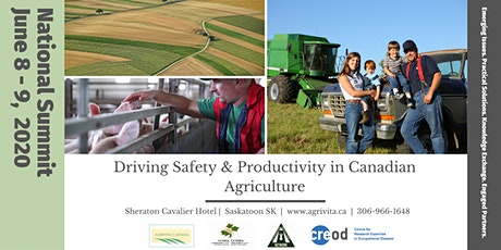 National Summit 2020: Driving Safety and Productivity in Agriculture tickets