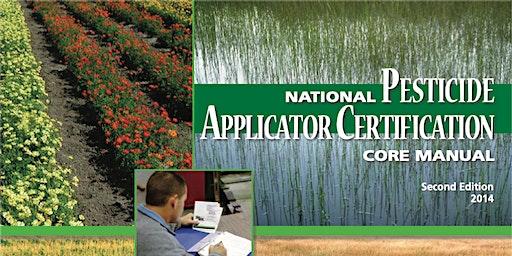 Private (Agriculture) Pesticide  Applicator Exam Prep / CEU (Hurricane)