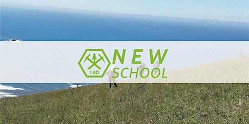 TKO New School - Trail Flagging Lab - Juniper Hills