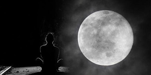Full Moon Meditation and Mantra Chanting