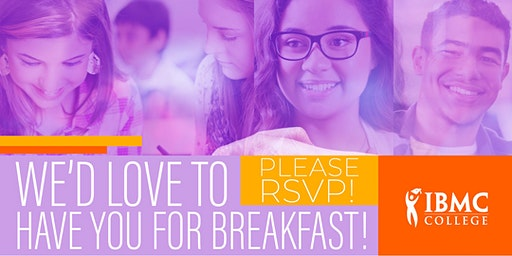 Fort Collins High School Counselor Breakfast