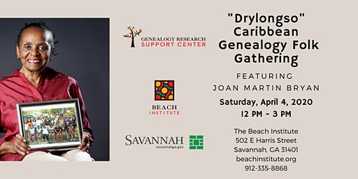 """Drylongso"" Caribbean Genealogy Folk Gathering"