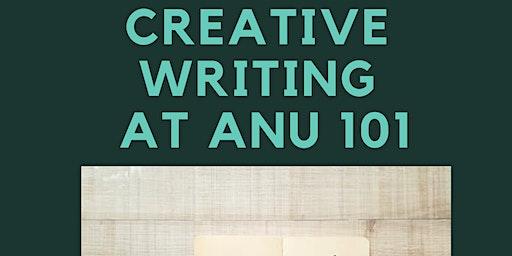 Creative Writing at ANU 101