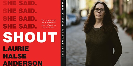 Village Books Presents Laurie Halse Anderson at Sehome High School!