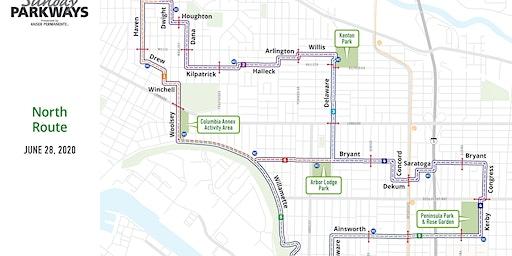 2020 Sunday Parkways - North Portland - Volunteer June 30th