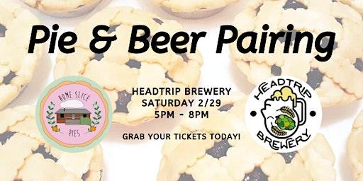 Pie & Beer @ Headtrip Brewery