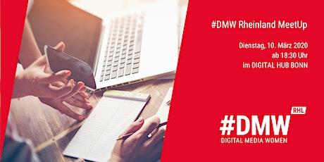 #DMW MeetUp März in Bonn Tickets
