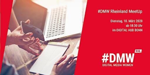 #DMW MeetUp März in Bonn