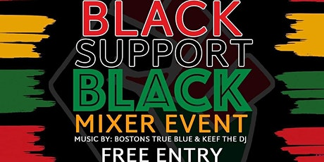 Black Support Black Network Mixer tickets