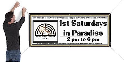 1st Saturdays in Paradise 2020