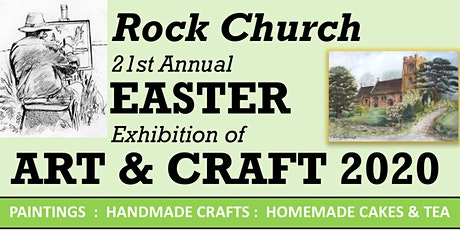 Easter Art Rock tickets