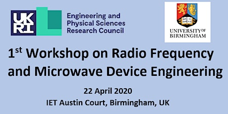 1st Workshop on Radio Frequency and Microwave Device Engineering tickets