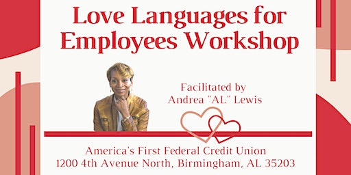 February Workshop: Love Languages for Employees