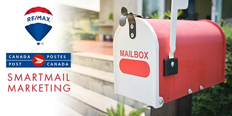 Canada Post Smartmail Marketing Solutions tickets