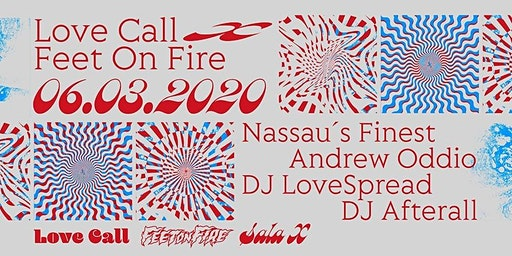 Love Call X Feet On Fire