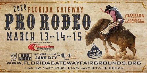 Florida Gateway Pro Rodeo 2020