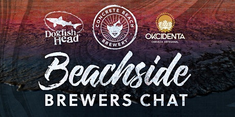 Beachside Brewers Chat tickets
