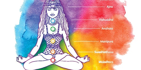 Decoding Chakras: Complete Workshop Series tickets