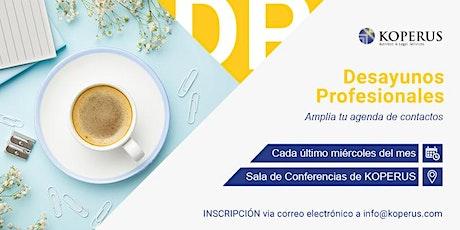 Networking profesional en Barcelona entradas