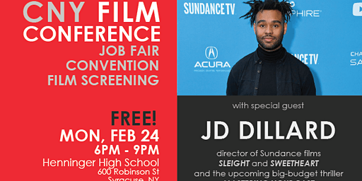 CNY Film Conference, Job Fair, and Convention