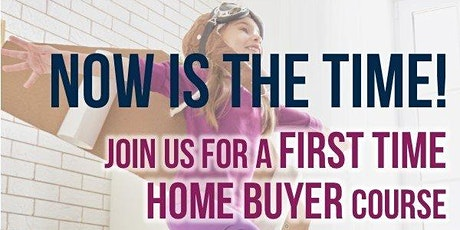 Free 1st Time Home Buyer Class - 2020 Vision of Your Home! tickets