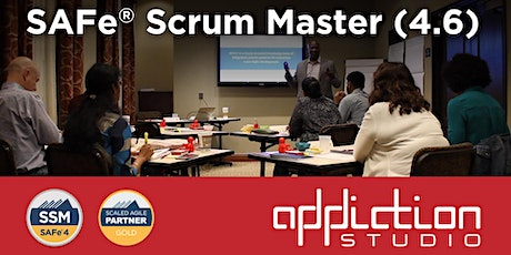 Scaled Agile (SAFe) Scrum Master 5.0 tickets
