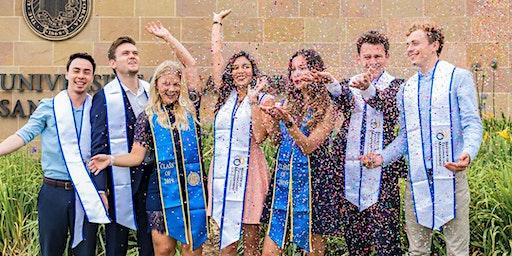 UCSB Master of Technology Management Graduation