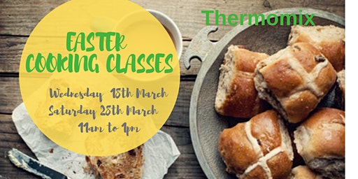Easter Cooking Class
