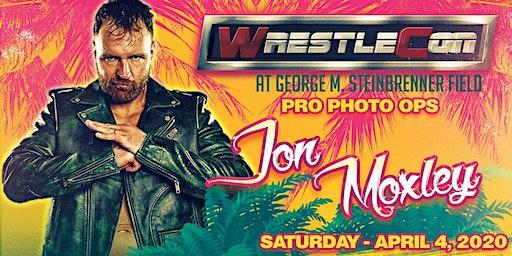 Jon Moxley Pro Photos at WrestleCon 2020 - Tampa FL
